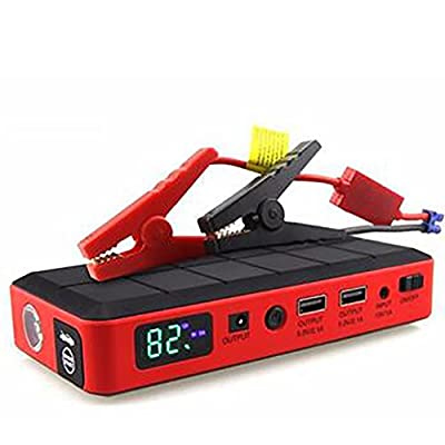 Jump Starters Car 26000 Mah Power Bank Car Starter Emergency Power Bank Car Starting System For 6.0L Petrol 3.0L Diesel