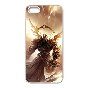 Diablo iPhone 4 4s Cell Phone Case White 6KARIN-174847