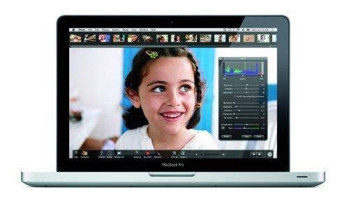 Apple MacBook Pro MB990LL/A 13.3-Inch Laptop (Renewed)