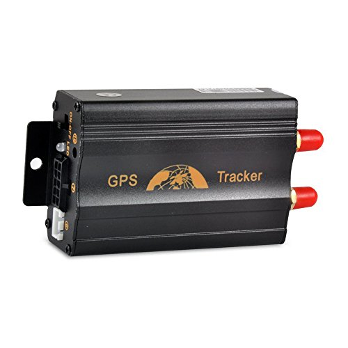 RedSun Car GPS Tracker system GPS/GSM/GPRS Car Vehicle Tracker Device TK103A SD Card Slot