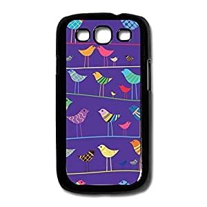 Samsung Galaxy S3/I9300 Cases Bird Design Hard Back Cover Cases Desgined By RRG2G