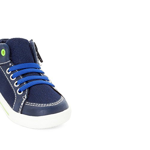 La Redoute Collections Jungen Hohe Sneakers 1925 Gre 21 Blau