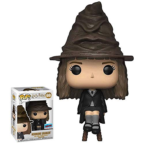 Pop Hermione Granger Convention Exclusive #69 Vinyl Exclusive