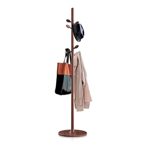 NAOYG COAT RACK Perchero Independiente Estante De Pie ...