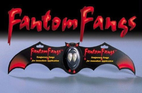 Costumes For All Occasions Ea902 Fantom Fangs Bat Carded