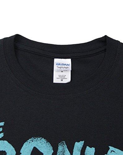 Maniche Stampe Official shirt T Uomo Con Corte TxCCgqnIfw