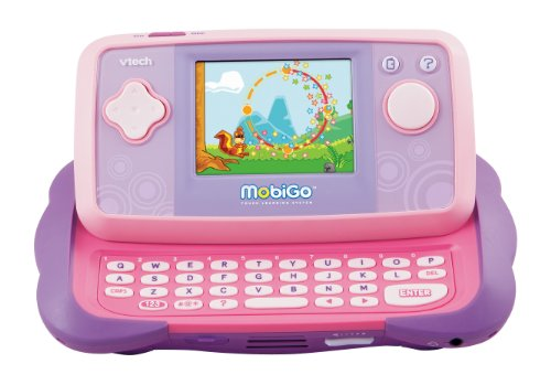 - VTech - MobiGo Touch Learning System - Pink