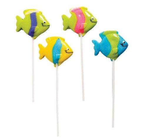 Tropical Fish Lollipops (1 dz)