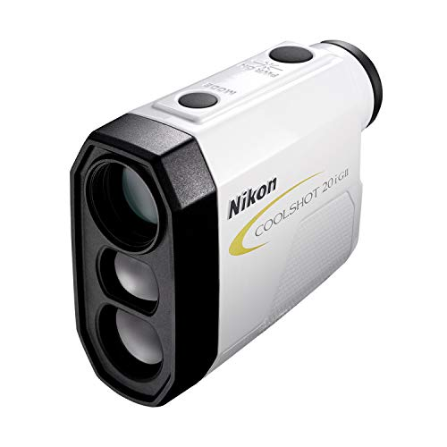 Nikon Coolshot 20i GII Golf Laser Slope Rangefinder, Standard Version