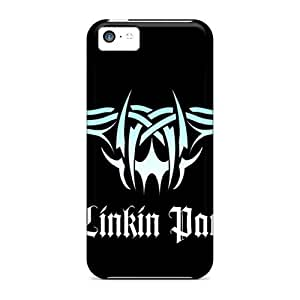 Excellent Hard Phone Cases For Iphone 5c (Pzo17788tElZ) Support Personal Customs HD Linkin Park Pattern