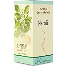 Lasa Aromatics Neroli Essential Oils 100% Pure And Natural - 10 ml