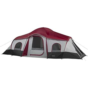 Ozark Trail 10-Person 3-Room XL Family Cabin Tent  sc 1 st  Amazon.com & Amazon.com : 8 Person Tent. This Family Northwest Territory ...
