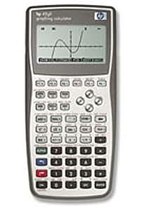 HP 48GII Graphic Calculator (F2226A)