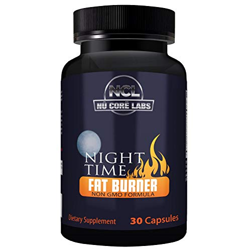 Nu Core Night Time Fat Burner (Best Fat Burner In India)
