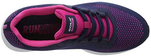 Gola Scarpe Ek Blu Fuchsia Ala879 Running Donna Navy rr7Faq