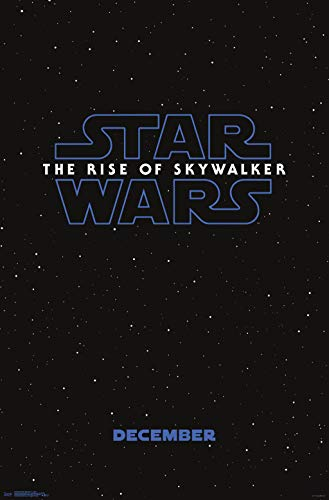 Skywalker Poster - Trends International Star Wars: The Rise of Skywalker - Logo Wall Poster, 22.375