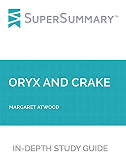 Oryx And Crake Ebook
