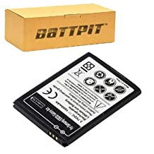 Battpit™ New Cell Phone Battery Replacement for Samsung EB494358VU (1600 mAh) (Ship From Canada)