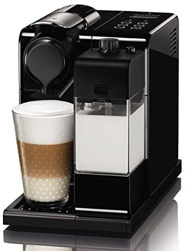 Nespresso Delonghi Lattissma Touch EN 550.B Automatic Coffee Machine, Black