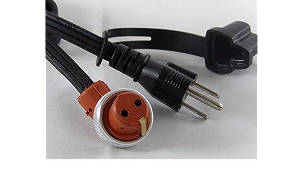 Kats 28200 16//3 Gauge Replacement Cord Kat/'s