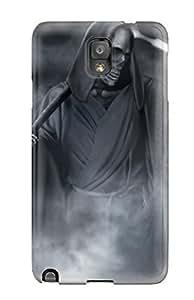 Hot Fashion UBQzgMo937llduc Design Case Cover For Galaxy Note 3 Protective Case (dark Dark)