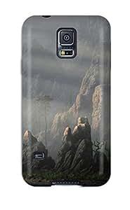 MaritzaKentDiaz VINxkMW6663JtMZI Protective Case For Galaxy S5(the Landscape)