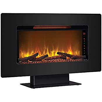 Classicflame 34hf601ara A004 Transcendence 34 Wall Mounted Electric Fireplace