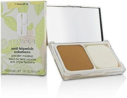 Clinique Maquillaje de polvo anti mancha soluciones – # 11 miel (mf-g) 10 G/0.35oz: Amazon.es: Belleza