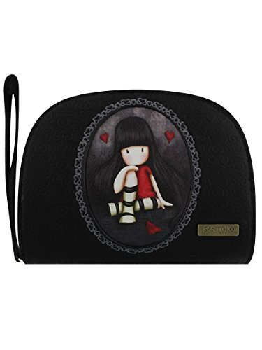 Gorjuss The Collector Clutch - Embossed Rococo