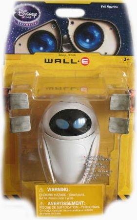 Disney Pixar Wall-E Movie Exclusive 3 Inch Diecast Figurine EVE