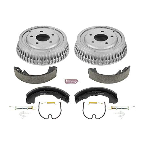 Power Stop Rear KOE15321DK Daily Driver Drum and Shoe Kits