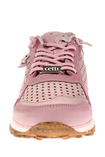 C848 Certa Varietà - Damen Schuhe Sneaker - Natura-tin-tin-nave Pink Rosa