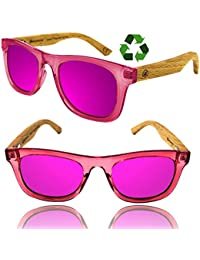 ♻️ Kids Polarized Sunglasses with Recycled Frames and...
