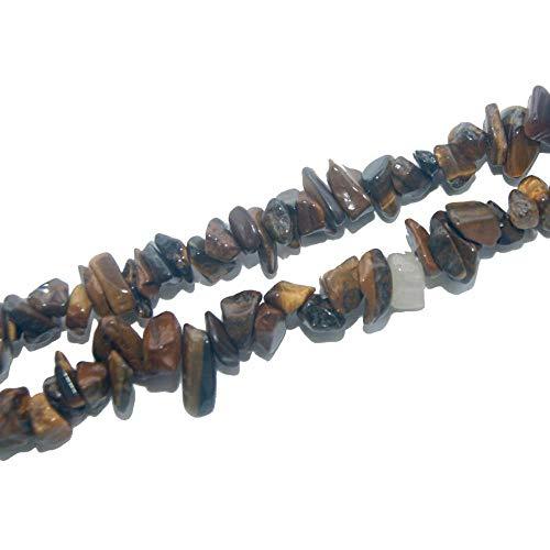Best Quality - Beads - Irregular Shape Freeform Chip Natural Stone Bead Pink Quartz Amethysts Agates Lapis Lazuli for Jewelry Making DIY Necklace - by keu_20-1 PCs