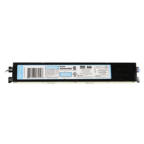 Advance ICN-2P32-N Electronic Fluorescent Ballast, 2 Lamp, 32W T8, 120/277V - Ballast Ballast