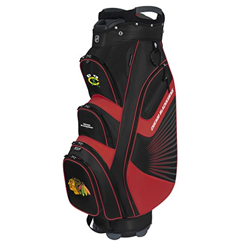 Team Effort NHL Chicago Blackhawks The Bucket II Cooler Cart Bag ()