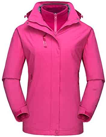 d76369f14db Ghua Winter Outdoor Man Women Waterproof Warm Hiking Jacket Thermal  Antistatic