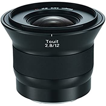 Zeiss 12mm f/2.8 Touit Series for Sony E-mount NEX Cameras