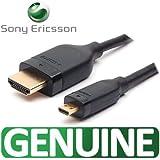 Genuine Sony Ericsson HDMI Cable For Xperia Pro