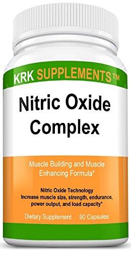 Oxyde Nitrique 3500mg par portion