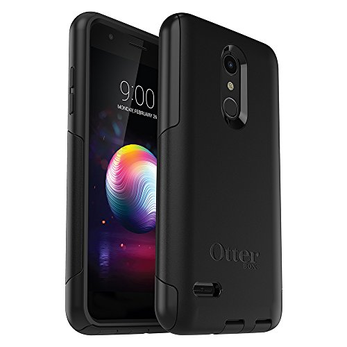 (OtterBox Commuter Series Case for LG Premier Pro LTE/K30 - Retail Packaging - Black )