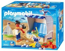 Playmobil Beach Chair