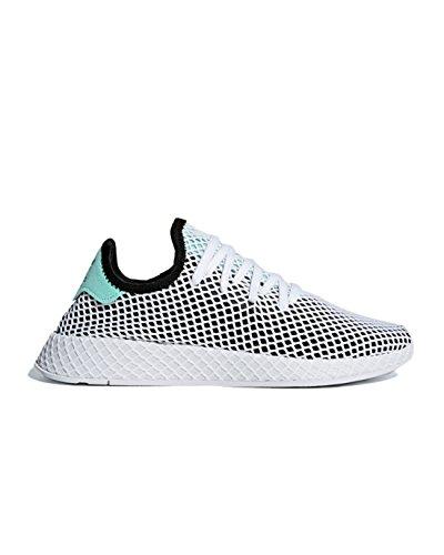 adidas Originals Herren Sneakers Deerupt Runner Weiss (10) 471/3