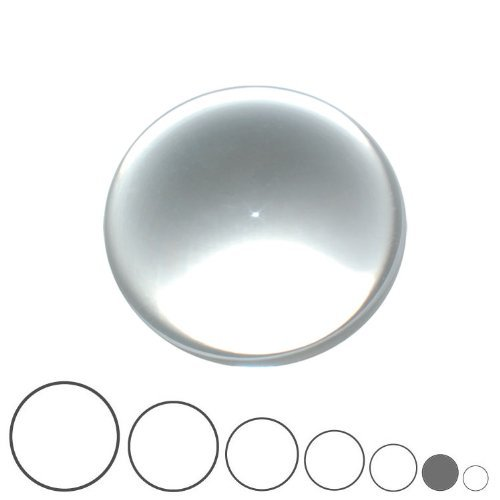 65mm Acrylic Contact Ball by Juggle Dream