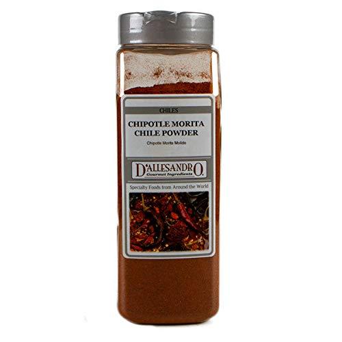 Chipotle Morita Chile Powder, 20 Ounce Jar
