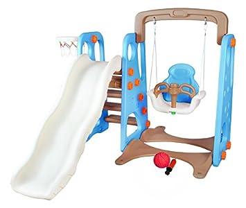 Kinderrutsche Spielplatz Kinderspielturm Glettergerüst Rutsche ...