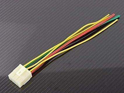 Adapter Stecker Passend Für Honda Regler Sh633 12 Auto