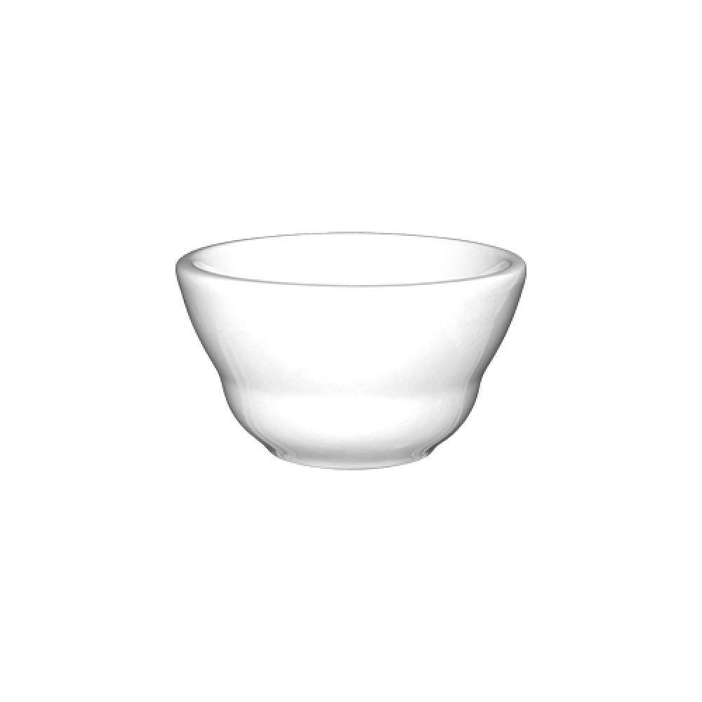 International Tableware DO-4 White Porcelain 7 Oz Bouillon - 36 / CS