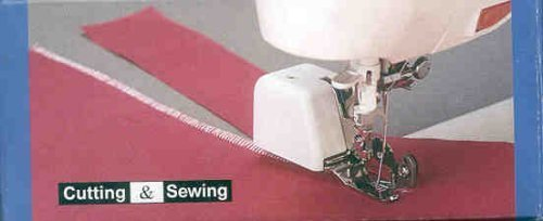 (Side Cutter II Sewing Machine Foot Attachment )