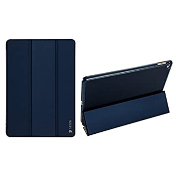 26d3ecfd0c Amazon | 新しい iPad 9.7 2017 ケース 手帳型 横開き 三つ折り PUレザー ...